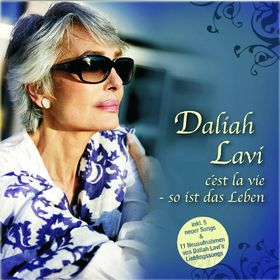 Daliah Lavi, C'est la vie - So ist das Leben (Pur Edition), 00602517944466