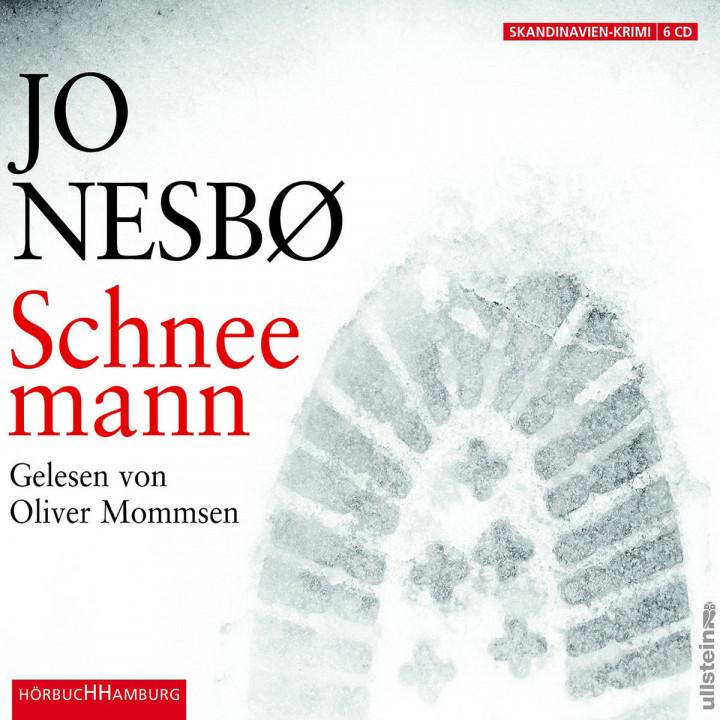 Jo Nesbo: Schneemann 9783899036343
