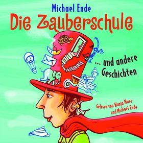 Michael Ende, Die Zauberschule und andere Geschichten, 00602517852884