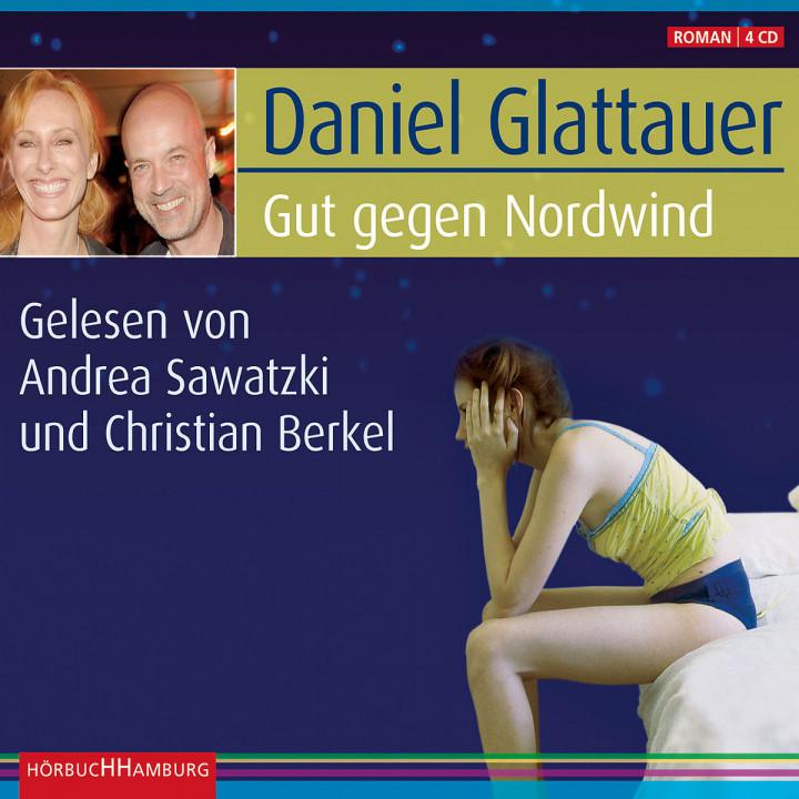 Daniel Glattauer: Gut gegen Nordwind 9783899038071