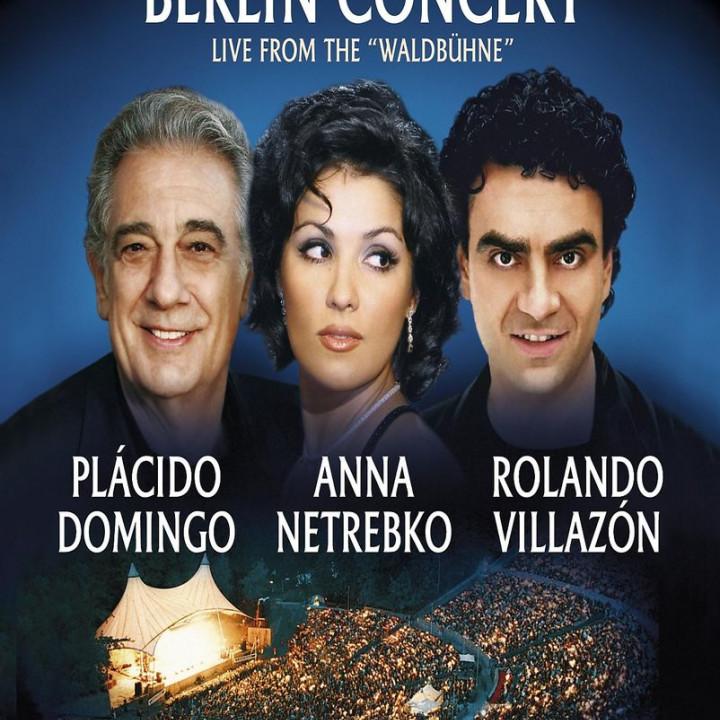 The Berlin Concert 0044007344910