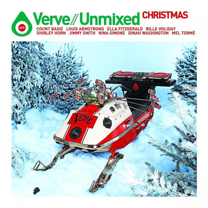 Verve Unmixed Christmas 0602517835573