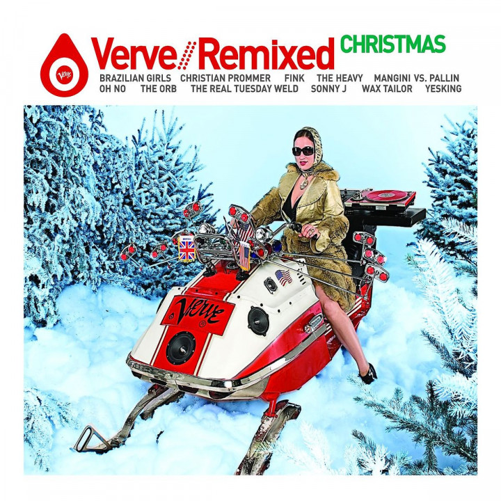 Verve Remixed Christmas 0602517848627