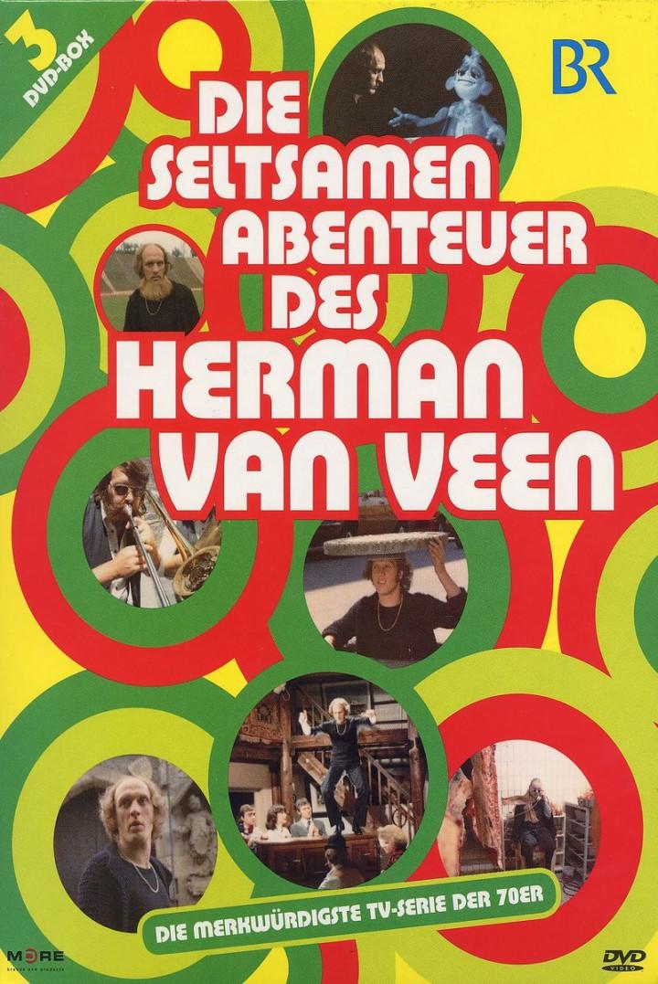 Die seltsamen Abenteuer d. Herman van Veen (3 DVD) 4032989601745