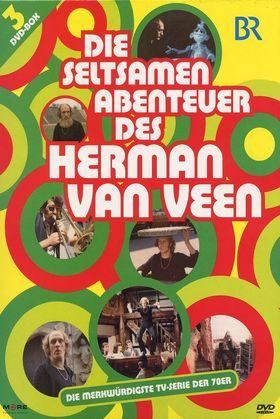 Herman van Veen, Die seltsamen Abenteuer d. Herman van Veen (3 DVD), 04032989601745