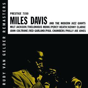 Miles Davis, The Modern Jazz Giants (Rudy Van Gelder Remaster), 00888072306554