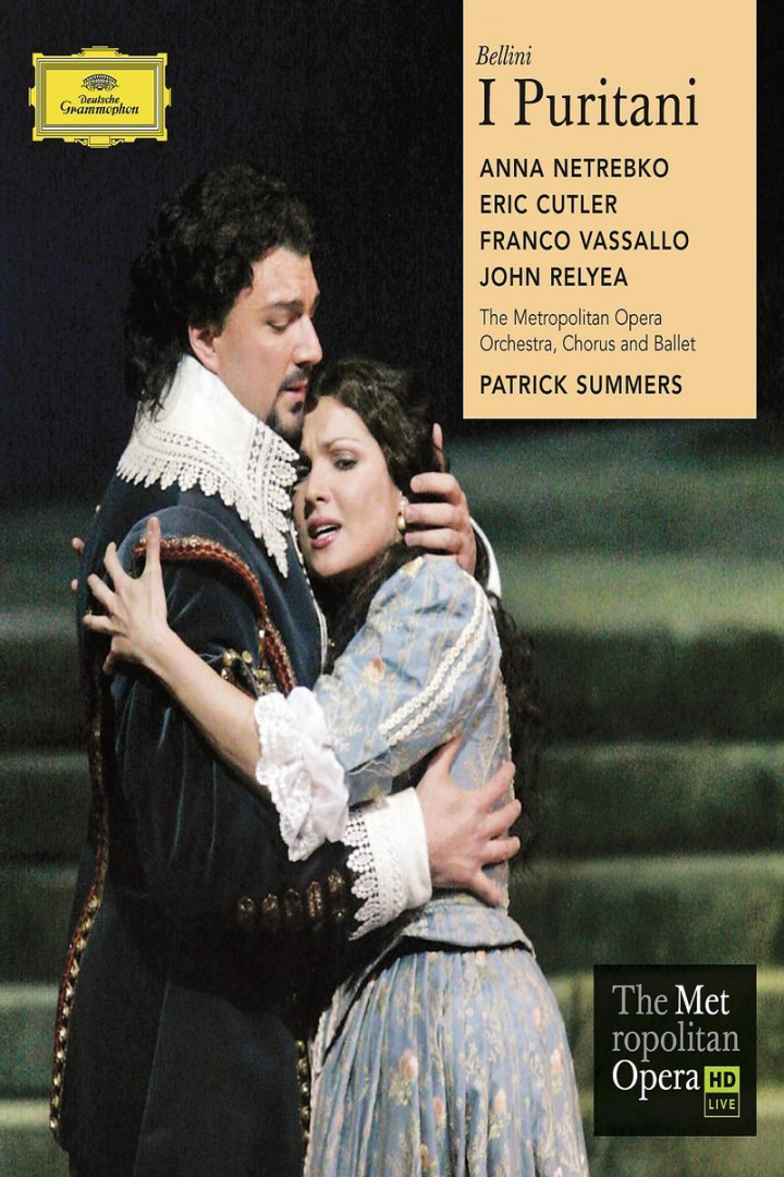 Bellini: I Puritani 0044007344897
