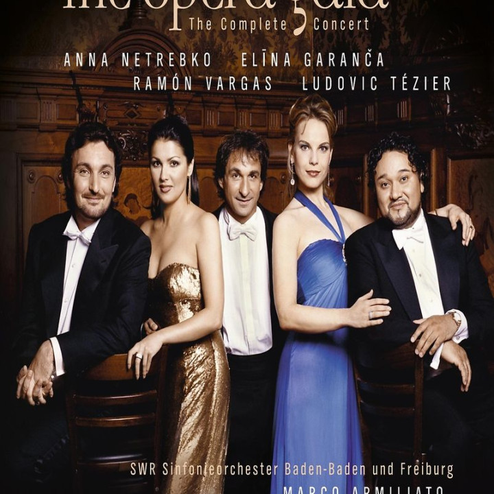 """""""The Opera Gala - Live from Baden-Baden"""" 0044007344903"""