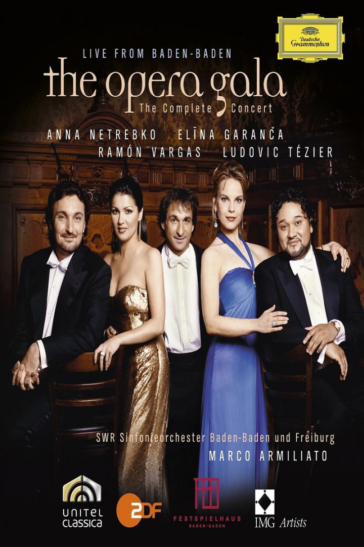 """The Opera Gala - Live from Baden-Baden"" 0044007344903"