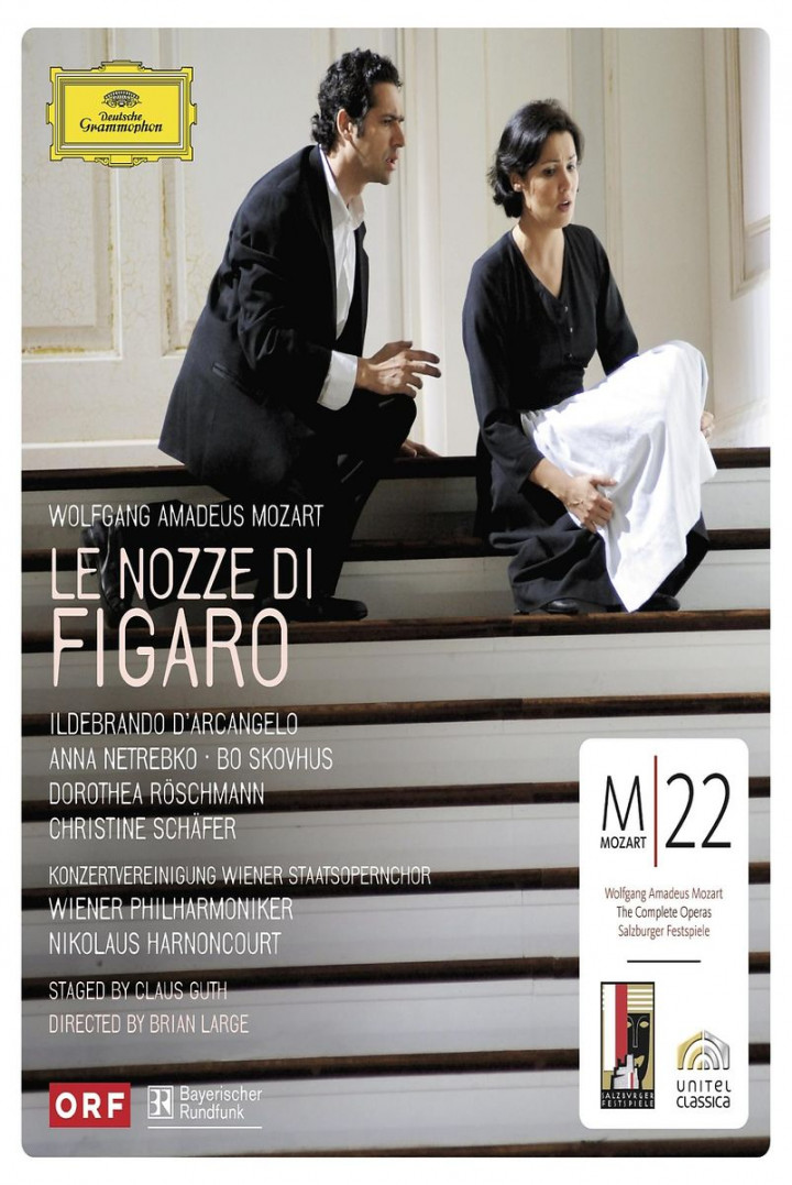 Mozart: Le Nozze di Figaro 0044007344927
