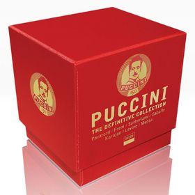Puccini: Opera Edition, 00028947594048