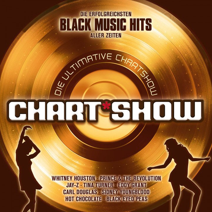 Die Ultimative Chartshow - Black Music Hits 0600753134870