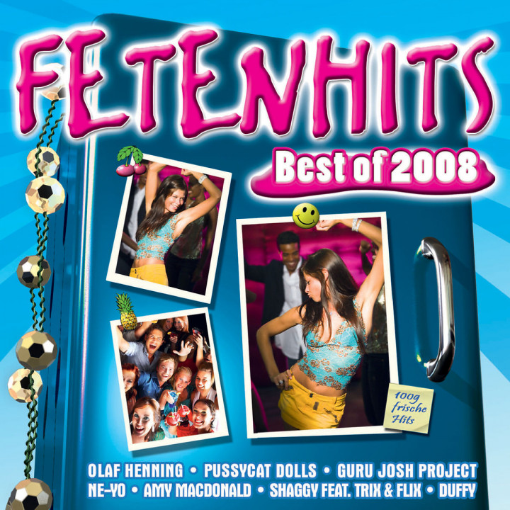 Fetenhits Best of 2008 0600753135303