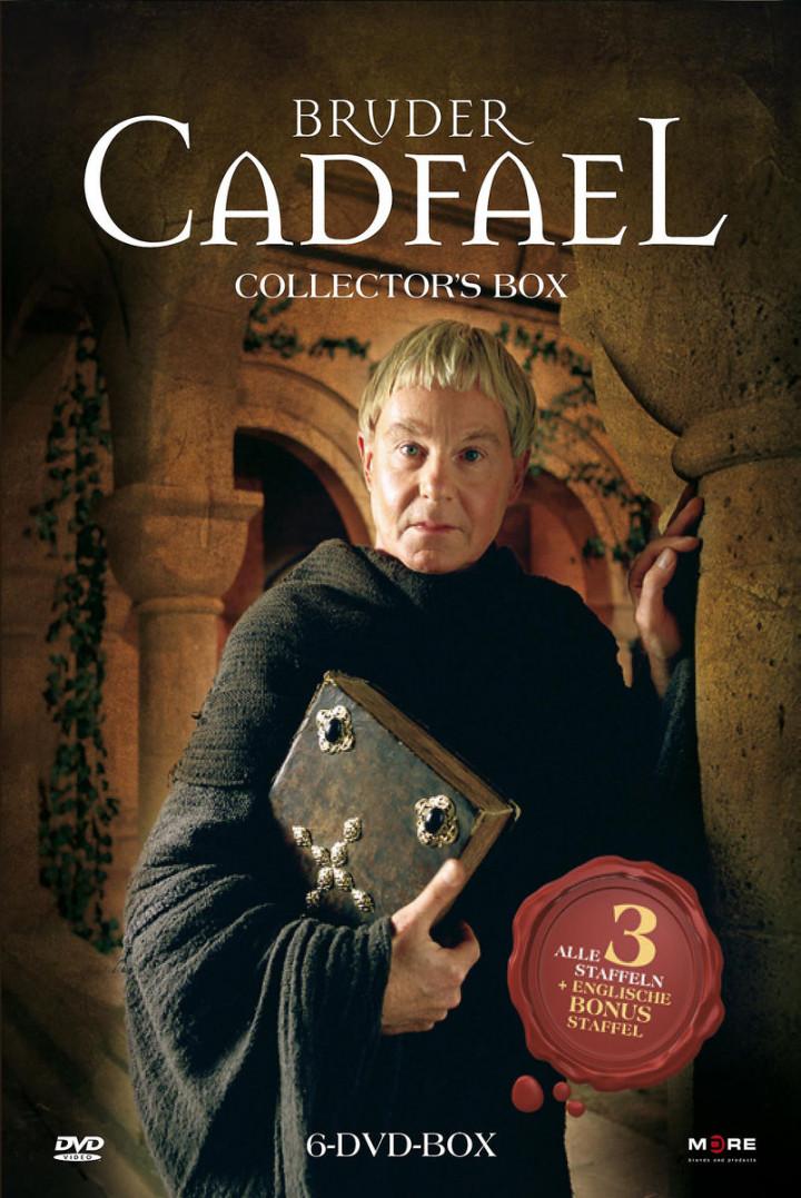 Bruder Cadfael (alle Folgen auf 6 DVD) 4032989601752