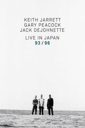 Keith Jarrett, Live In Japan 1993 / 1996, 00602517727106