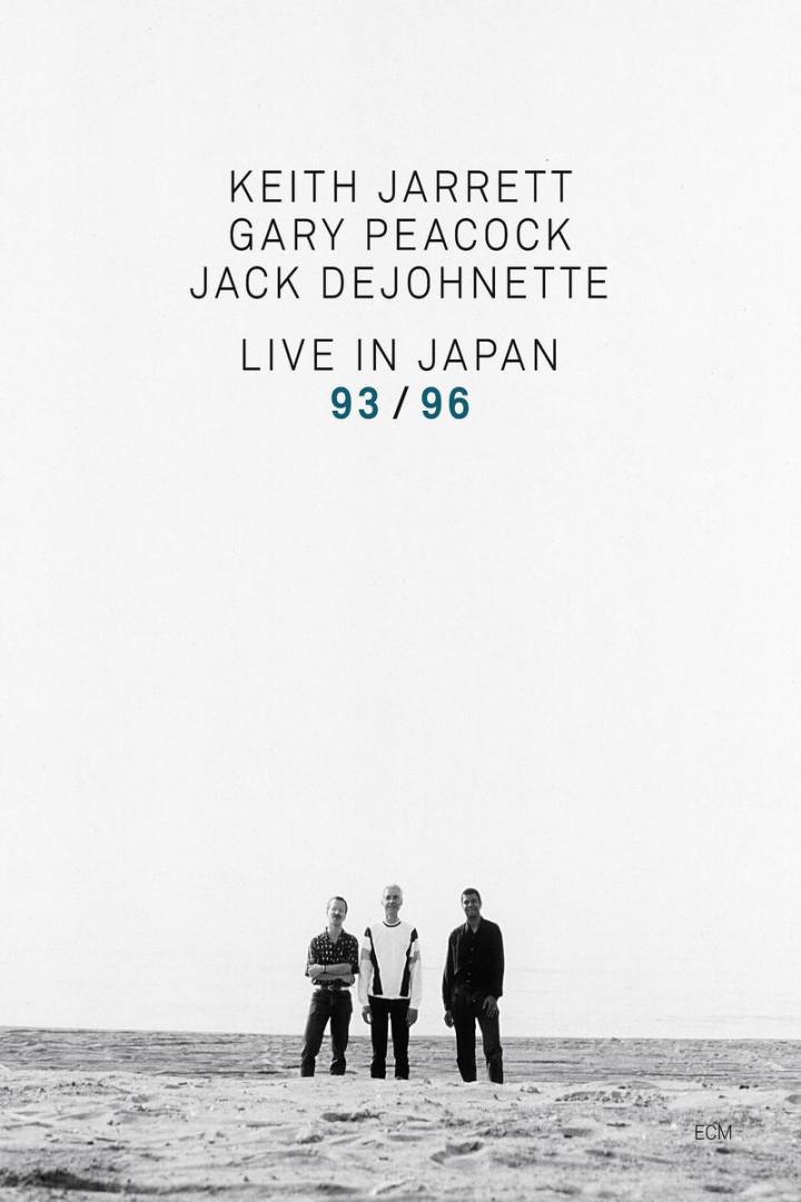 Live In Japan 1993 / 1996 0602517727106