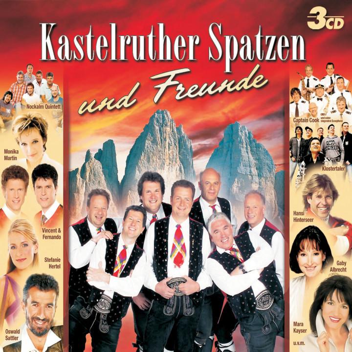 Kastelruther Spatzen und Freunde 0602517832060