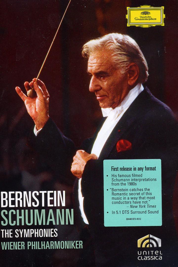 Schumann: The Symphonies Nos. 1-4 0044007345122