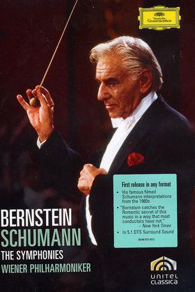 Leonard Bernstein, Schumann: The Symphonies Nos. 1-4, 00044007345122