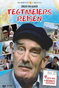 Jürgen von Manger, Tegtmeiers Reisen - Collector's Box (4 DVD), 04032989601783