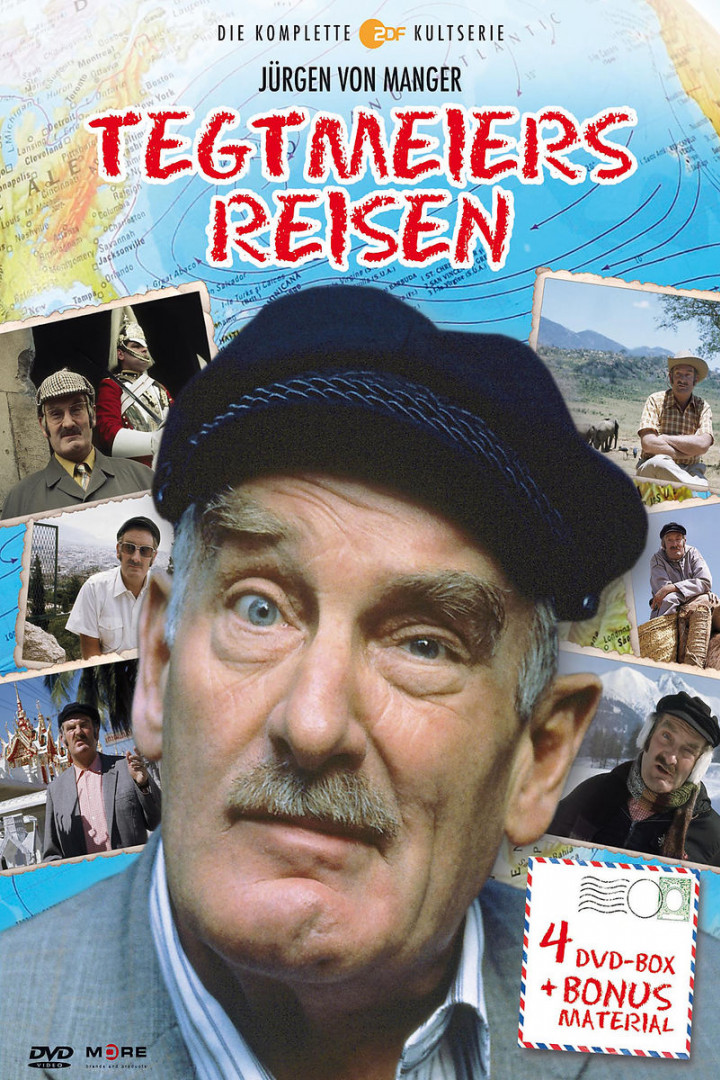 Tegtmeiers Reisen - Collector's Box (4 DVD) 4032989601783
