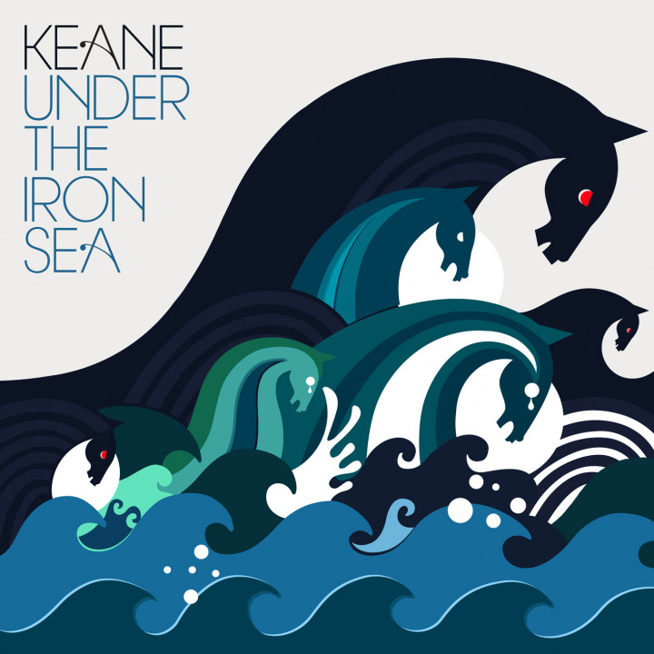Cover Keane Under The Iron Sea