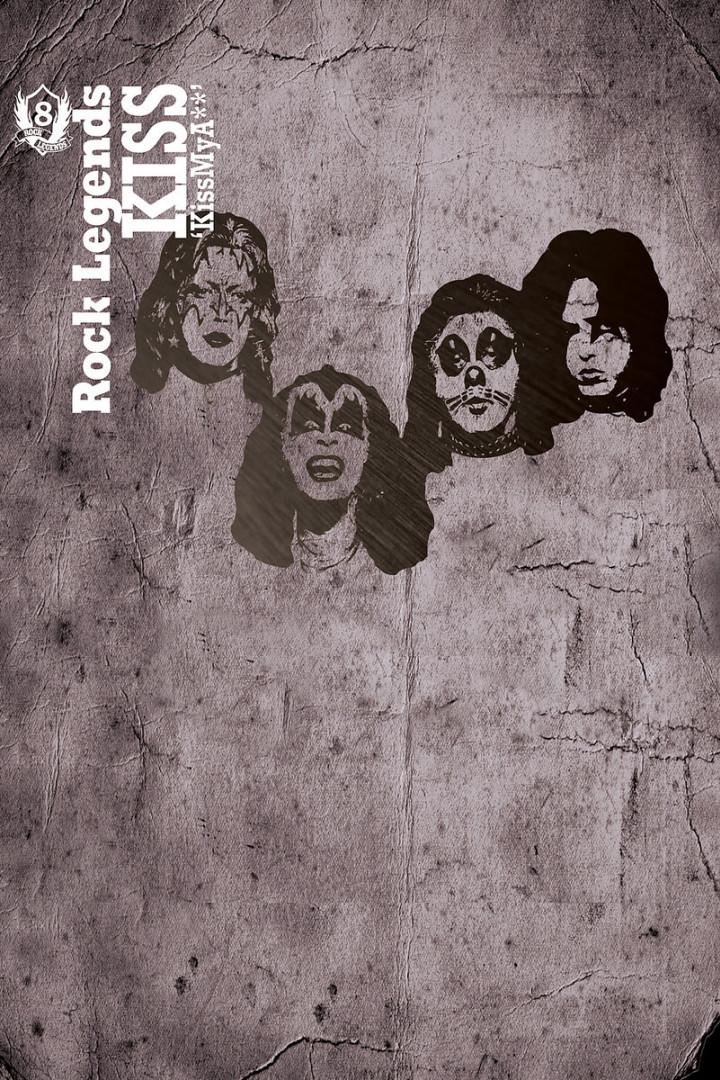 Rock Legends: Kiss My Ass 0600753110744