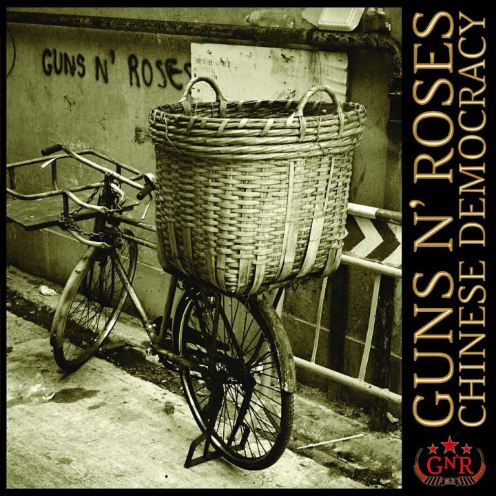 Chinese Democracy 0602517906075