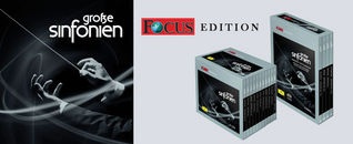 Focus Edition Große Sinfonien, Focus Edition Große Sinfonien