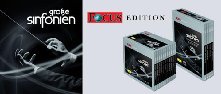 Focus Edition Große Sinfonien