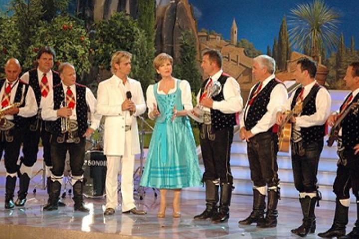 Kastelruther Spatzen 15 Millionen verkaufte Tonträger