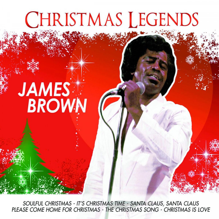 James Brown - Christmas Legends 0600753083208