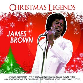 James Brown, James Brown - Christmas Legends, 00600753083208