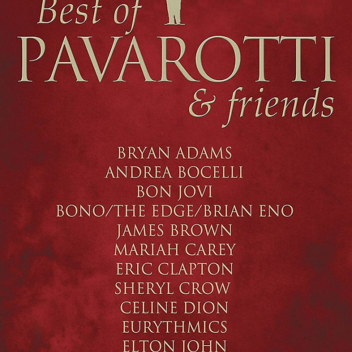 Best of Pavarotti and Friends 0044007433164
