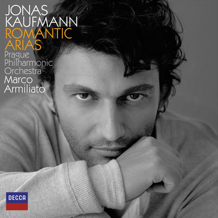 Romantic Arias (Deluxe Edition CD + Bonus DVD)
