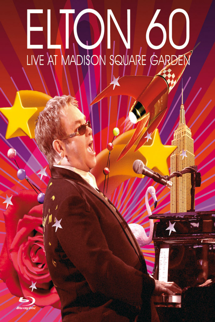 Elton 60 - Live At Madison Square Garden 0602517780521