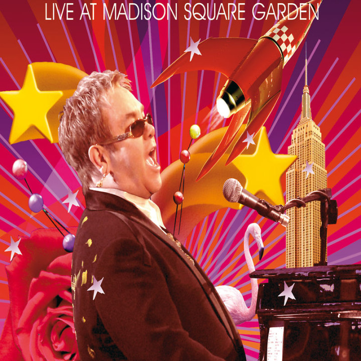 Elton 60 - Live At Madison Square Garden 0602517780521