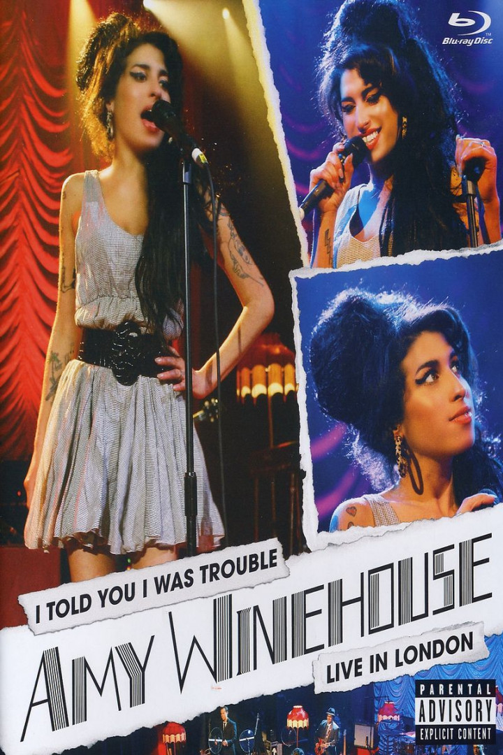 I Told You I Was Trouble - Amy Winehouse Live in London 0602517799622