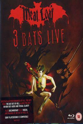 Meat Loaf, 3 Bats Live, 00602517792173