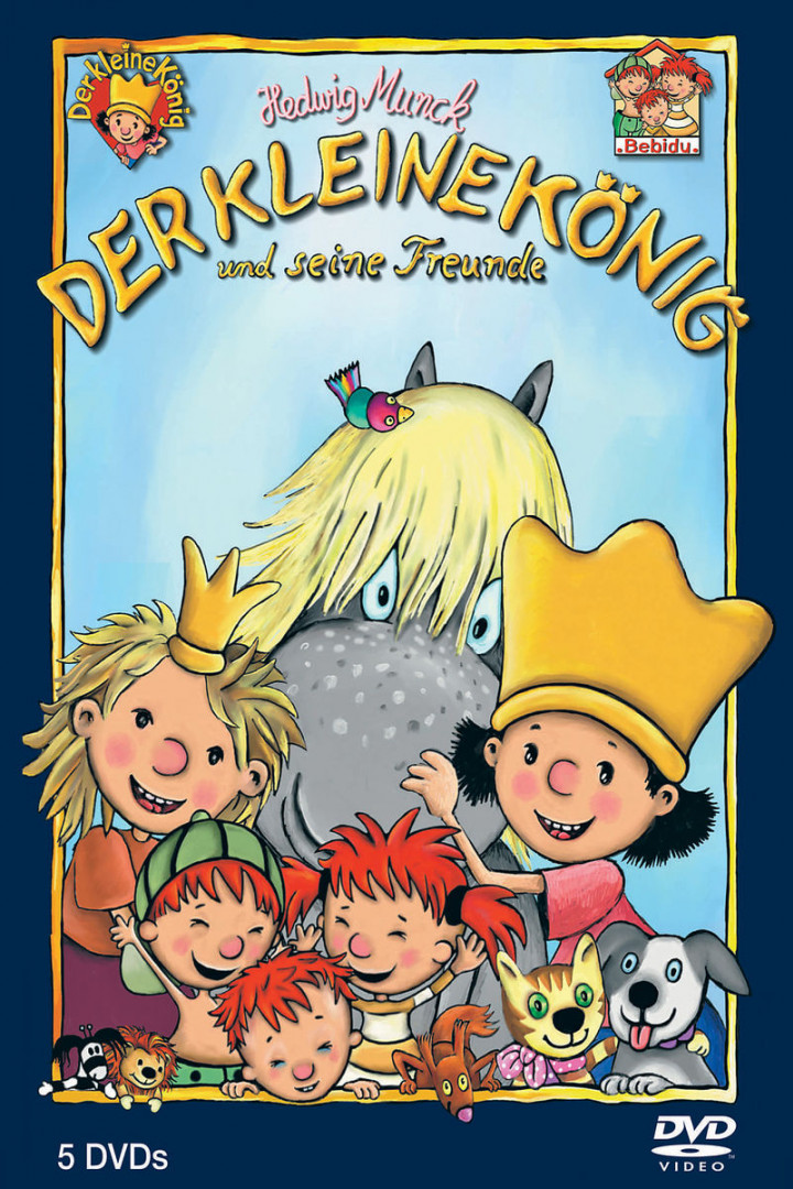 Die königliche 5-DVD-Komplettbox 0602517801530