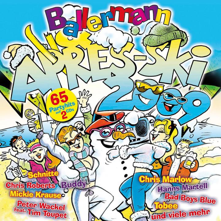 Ballermann Aprés Ski 2009 4032989105526
