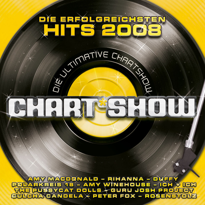 Die Ultimative Chartshow - Hits 2008 0600753134900