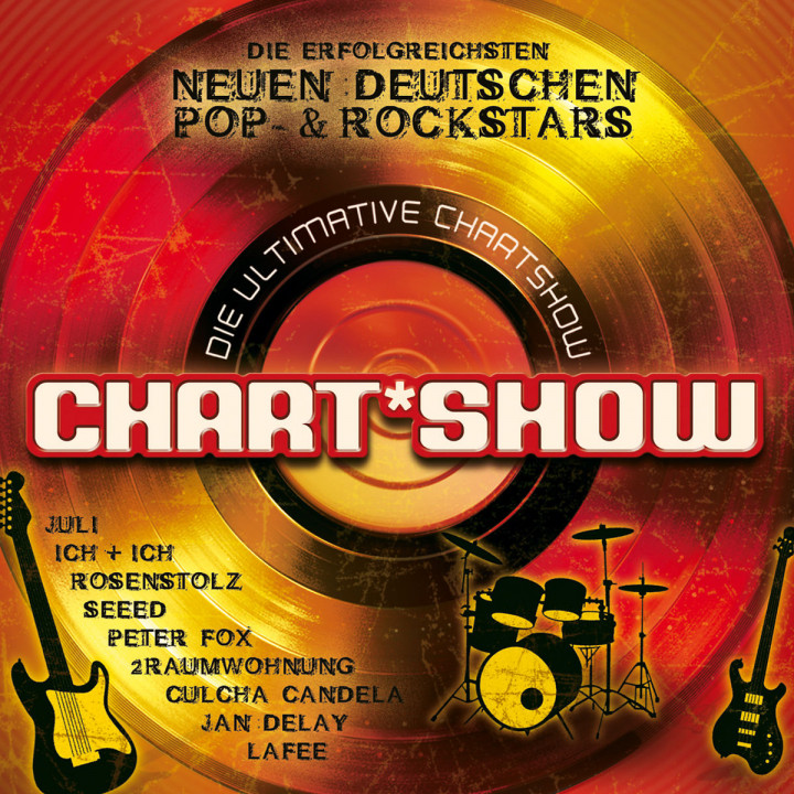 Die Ultimative Chartshow - Neue Deutsche Pop- & Rockstars 0600753134931
