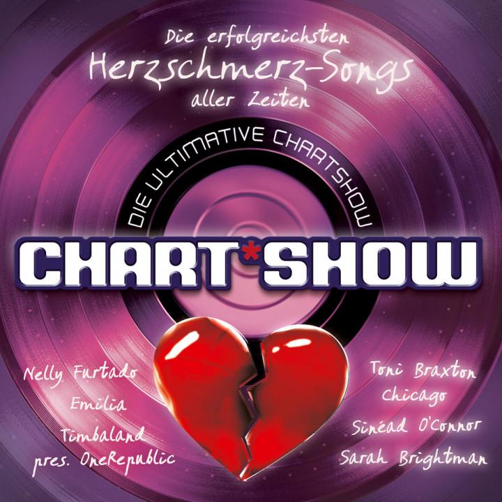 Die Ultimative Chartshow - Herzschmerz-Songs 0600753134962