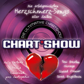 Die Ultimative Chartshow, Die Ultimative Chartshow - Herzschmerz-Songs, 00600753134962