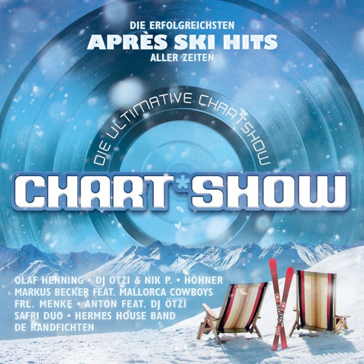 Die Ultimative Chartshow - Après Ski Hits 0600753142578