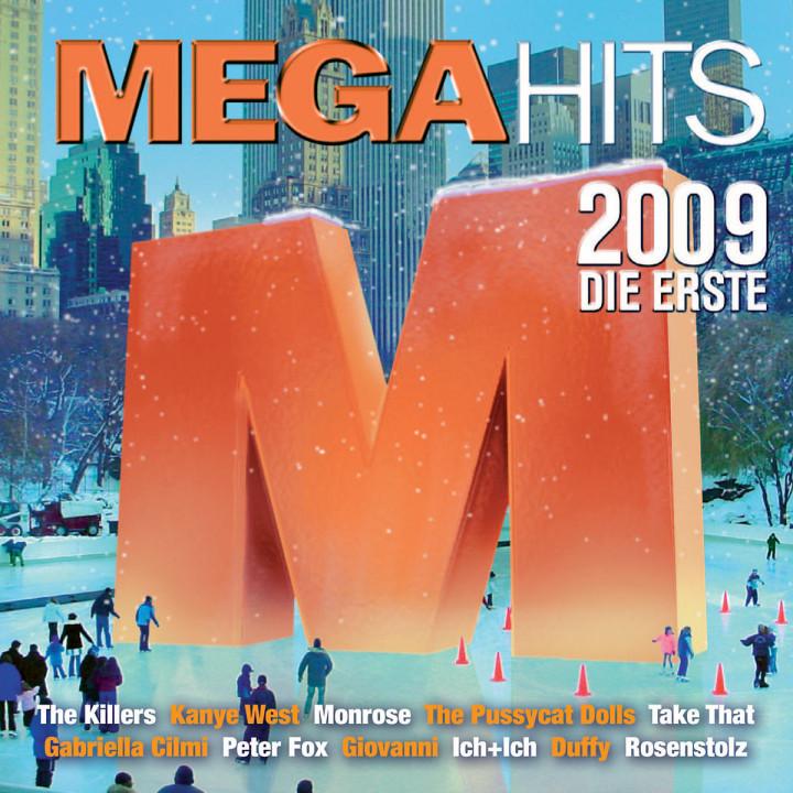 Megahits 2009 - Die Erste 0600753145418