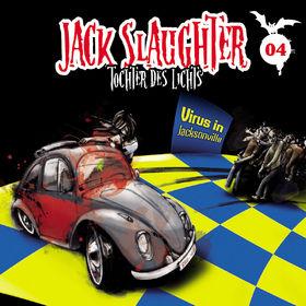 Jack Slaughter, 04: Virus in Jacksonville, 00602517719507