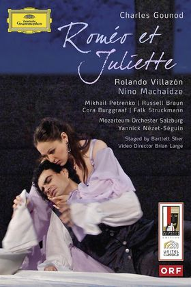 Rolando Villazón, Gounod: Roméo et Juliette, 00044007345184