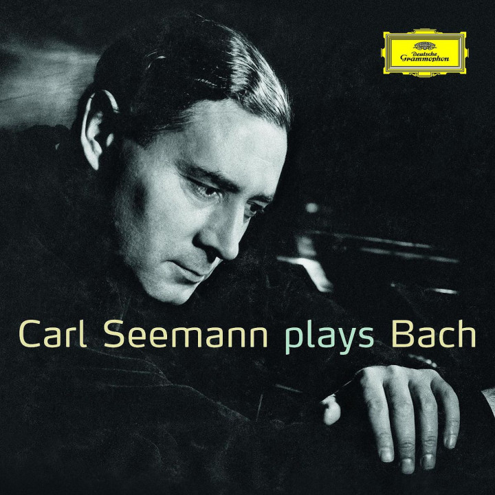 Carl Seemann plays Bach 0028947780496
